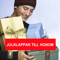 gratis sex annonser julklappar för honom