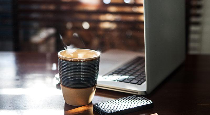kaffe på jobbet i skåne