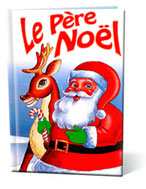 Le Père Noël - Livre personnalisé