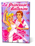 La Princesse Ballerine - Livre personnalisé