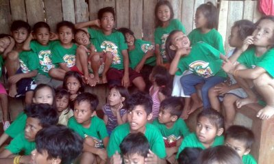 Kingdom kids club in Tangub mountains Mindanao Philippines