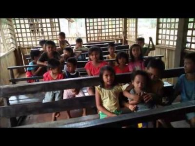 Kingdom Kids Club sing Christian songs for you in Mindanao Philippines