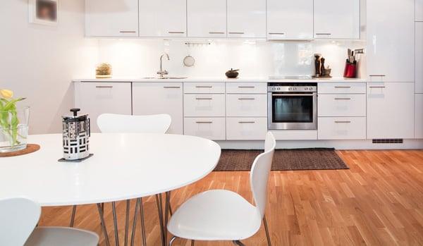 kök i skandinavisk design