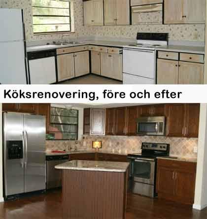 Bra pris på nytt kök