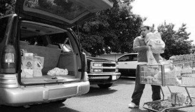 tjänstevikt husvagn vad ingår