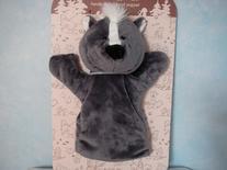Handdocka, skunk, 30cm