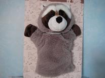 Handdocka, tvättbjörn, 30cm