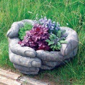 Keramikkruka hand