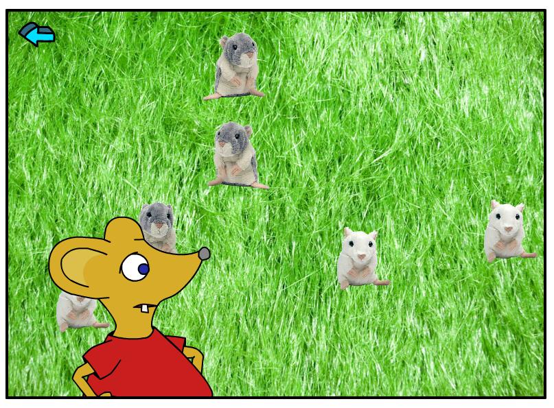 Katten musen tiotusen spel