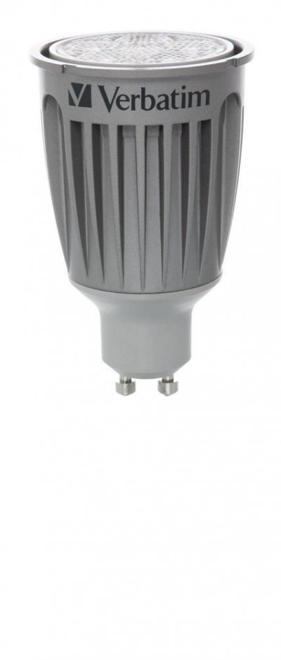 Färgäkta GU10 LED-spotlight