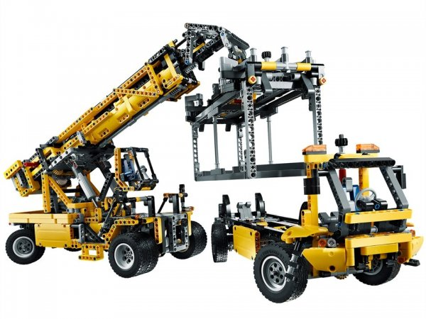 Technic Lego Lastare