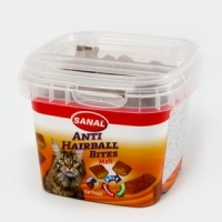 Sanal Anti Hairball Bites 75g
