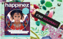 lancement du magazine happinez