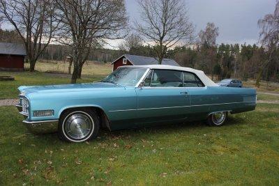 Cadillac de Ville convertible 1966