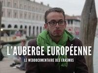 Bildspel, Deuxième bande annonce de L'auberge européenne. Le webdocumentaire des Erasmus