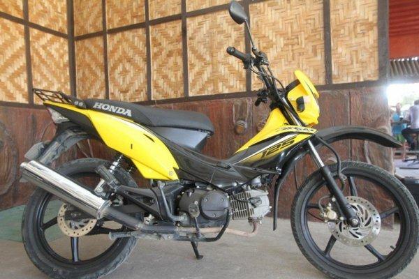 Honda XRM 125 cc