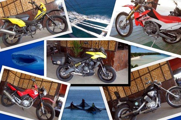Rent a Bike Discover Mactan Island Cebu Philippines