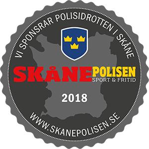 Skånepolisen 2018