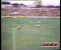 Boca Juniors: Boca Juniors: Schot vanaf de middenlijn