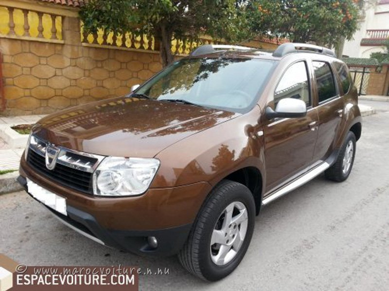 dacia duster a vendre mohammedia maroc voiture. Black Bedroom Furniture Sets. Home Design Ideas