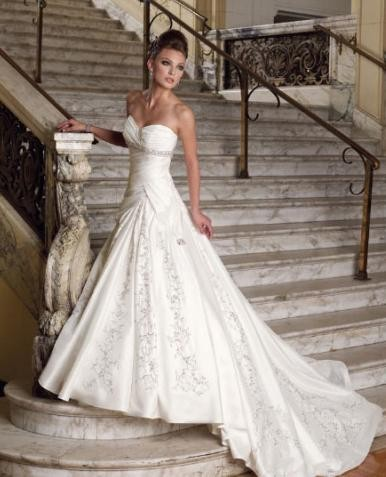 modista maliaño vestidos de novia - boda