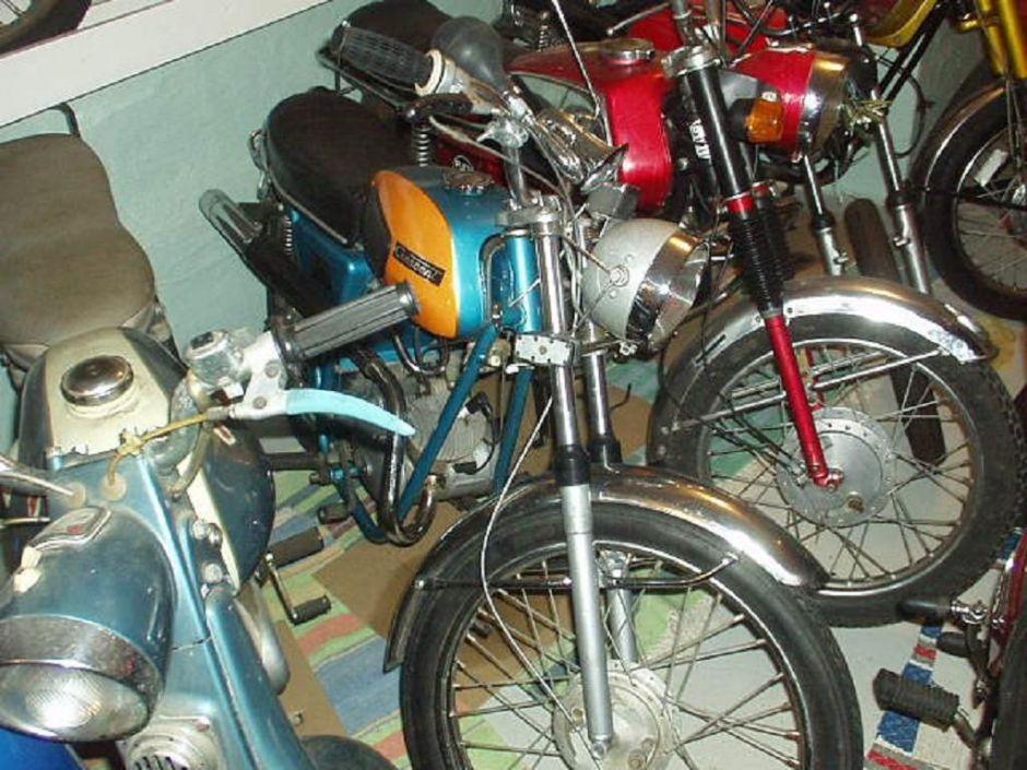 moped delar