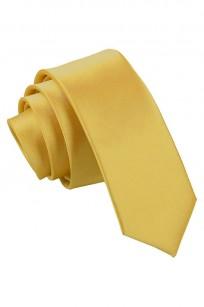 Smal guld slips
