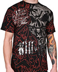 Beautiful/Decay - Explosion Mens T-shirt