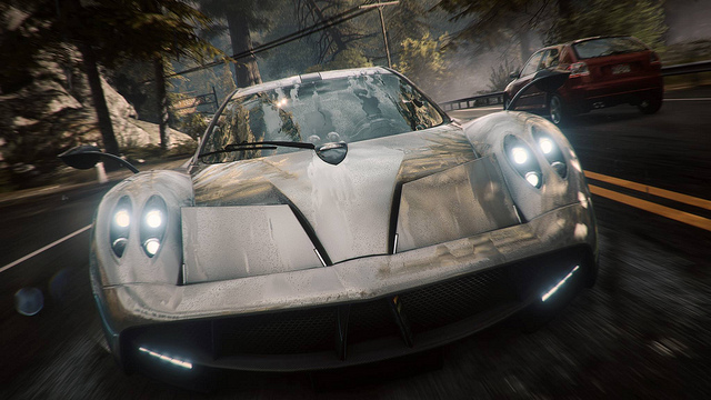 Pagani Huayra in Need for Speed Rivals