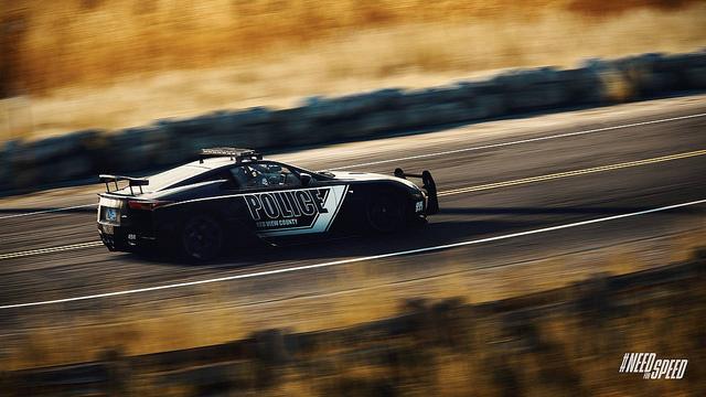Lexus LFA in Need for Speed Rivals