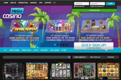 Casino with sign up bonus vegas tower casino