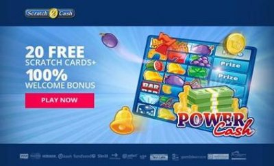 Scratch2cash Mobile Casino Gives 20 Free Scratch Cards 29 April
