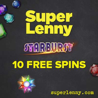 Super Lenny Review – Get €150 and 150 Spins FREE