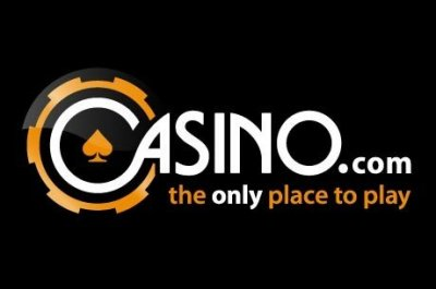Casino.com welcome bonus.