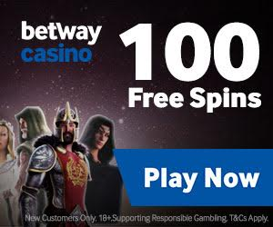 Betway Gives 1000 In Casino Bonuses And 100 Free Spins Today 23