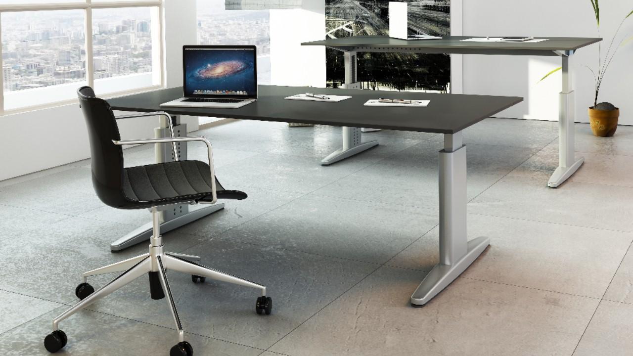 میز کار - میز کار اداری - دکوراسیون اداری کار