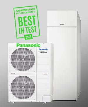 Panasonic, bäst i test