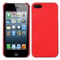Rött iPhone skal