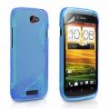 HTC One S S-Line Skal Blå