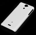 Stilrent Vit Hårdskal till Sony Xperia