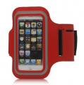 Sportarmband Neopren Röd (iPhone 5)