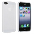 iPhone 5 Vit Frost TPU