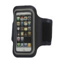 Sportarmband Neopren Svart (iPhone 5)