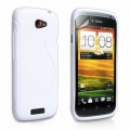 HTC One S S-Line Skal Vit