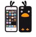 Fågel Svart (iPhone 5)