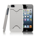 Kreditkortshållare Vit (iPhone 5)