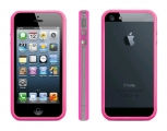iPhone 5 Bumper Rosa
