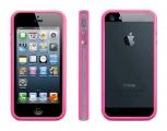 iPhone 5 Bumper Rosa
