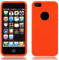 Cirklar Mjuk Silikon Orange
