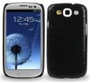 Samsung Galaxy S3 Glitter Skal Svart